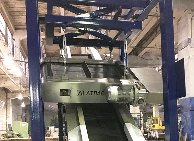 Подвесной магнит для конвейеров конвейер ленточный приводной цена